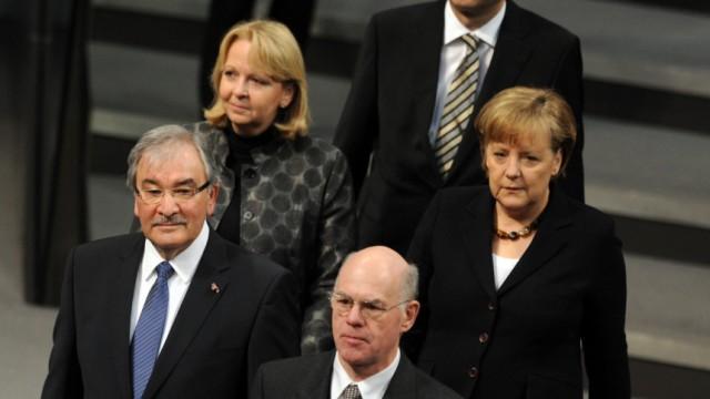 Gedenken an NS-Opfer im Bundestag