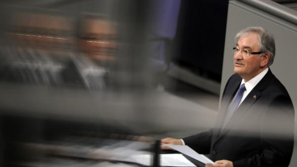 Gedenken an NS-Opfer - Bundestag