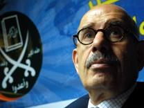 Nach Tunesien: El Baradei erwartet Wandel in Ägypten