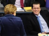 Minister Guttenberg