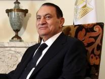 Mubarak regiert Ägypten seit 30 Jahren
