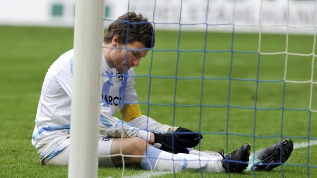 TSV 1860 München - MSV Duisburg 1:1