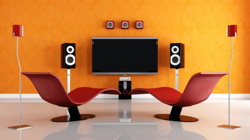 Test Multimedia Im Wohnzimmer