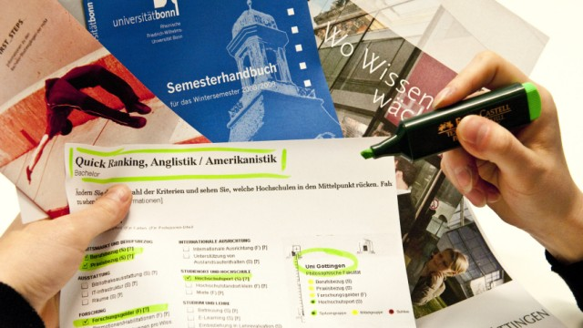 Top oder Flop: Wie Hochschul-Rankings bei der Studienwahl helfen