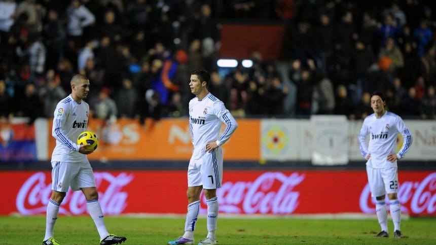 CA Osasuna v Real Madrid - La Liga