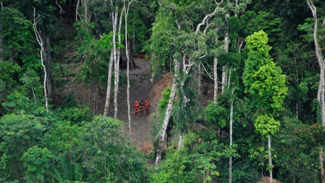 Indianer Brasilien