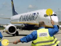 Ryanair reduziert Flugbetrieb in Hahn wegen Luftverkehrsabgabe