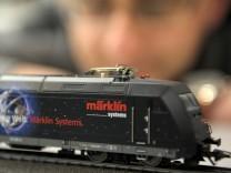 Insolventer Modellbahnbauer Märklin wartet auf Käufer
