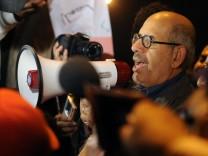 Proteste in Kairo Mohamed el Baradei