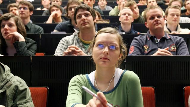 Hochschulen - RWTH  in Aachen
