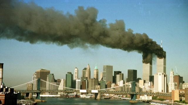 Terrorismus 11. September WORLD TRADE CENTER TERRORIST ATTACK