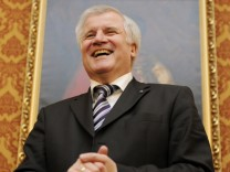 Ministerpraesident Seehofer besucht Ungarn