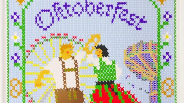Vorstellung Oktoberfestplakat 2011