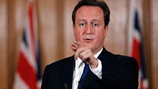 Münchner Sicherheitskonferenz Britischer Premier: Kursbestimmung