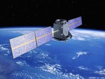 Erprobungssatellit GSTB-V2/A für das Navigationssystem 'Galileo', 2005