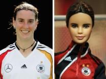 German Women National Football Team Photo Call