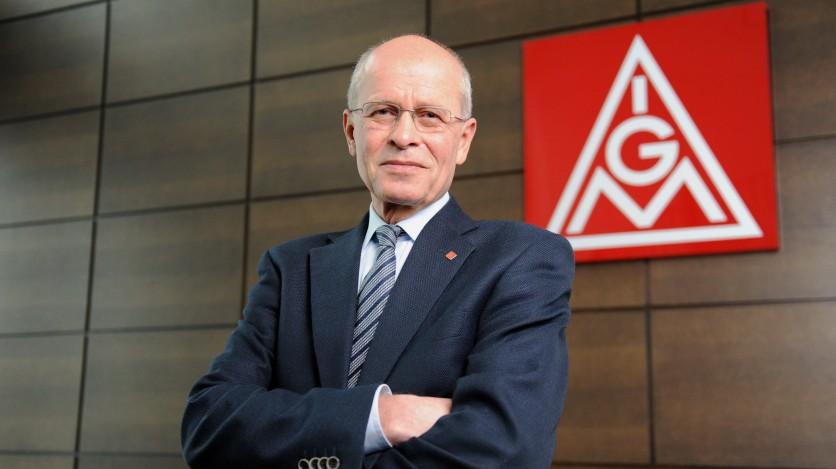 Huber für kleineren IG-Metall-Vorstand