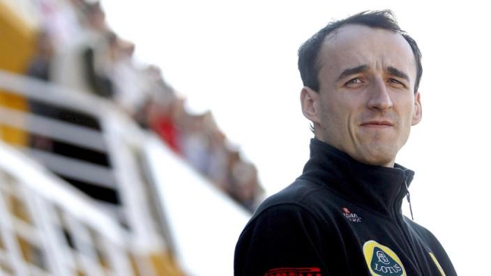 Robert Kubica injured in rally race crash