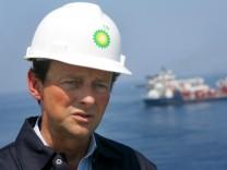 Ölpest im Golf von Mexiko - BP-Chef Tony Hayward