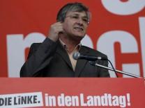 Landesparteitag der Linken Baden-Wuerttemberg