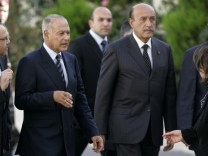 Ahmed Aboul Gheit, Omar Suleiman