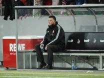 Louis van Gaal FC Bayern München Köln