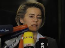 Spitzenrunde von Regierung und Opposition zur Hartz-IV-Reform
