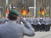Kommandowechsel an der Spitze des Heeres