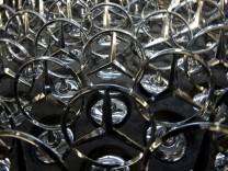 Mercedes-Benz Produktion