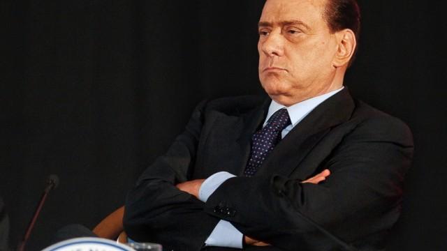 Silvio Berlusconi Italien