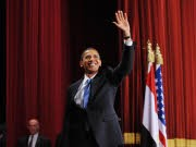 Obama; Kairo; AFP