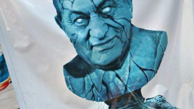 Hosni Mubarak Proteste in Ägypten