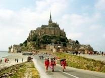Wallfahrtsort Mont Saint Michel