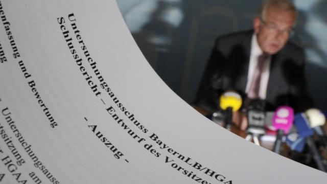 Abschlussbericht Landesbank-Untersuchungsausschuss