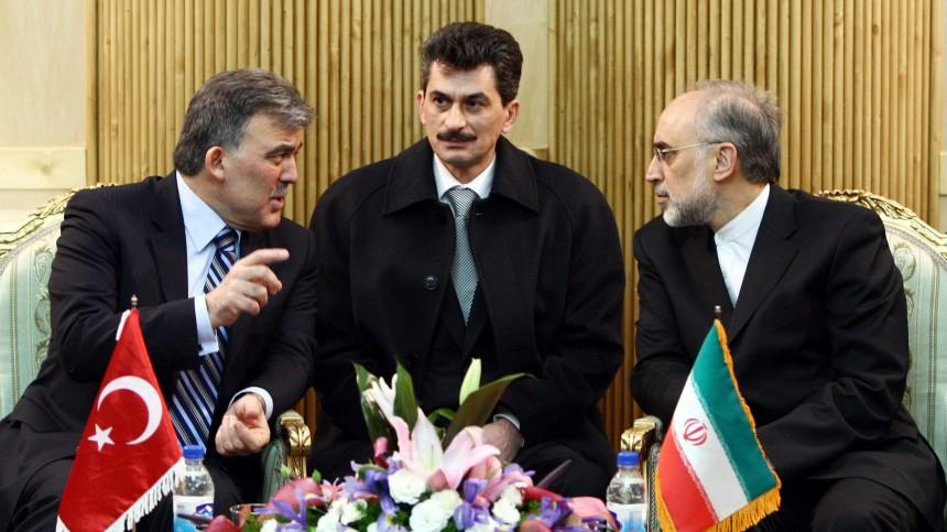 Turkish President visits Tehran