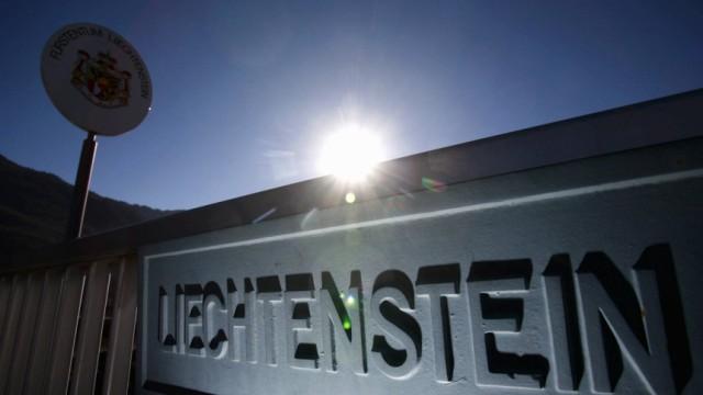 Liechtenstein bremst Deutschland bei Jagd nach Steuersuendern aus