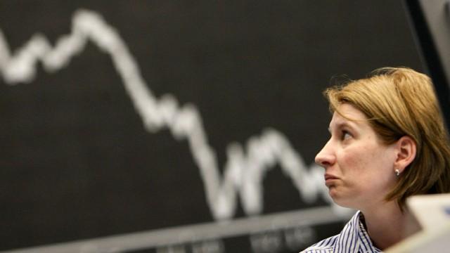 Die Frankfurter Finanzwelt zwischen Intensivstation und Normalität