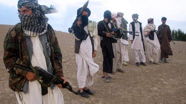 Afghanistan Afghanistan: Taliban und al-Qaida