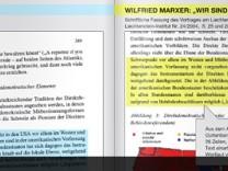 Guttenberg, Plagiat, Grafik