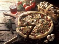 Ratgeber Essen und Trinken: Pizza - Das Brot der unbegrenzten Moeglichkeiten