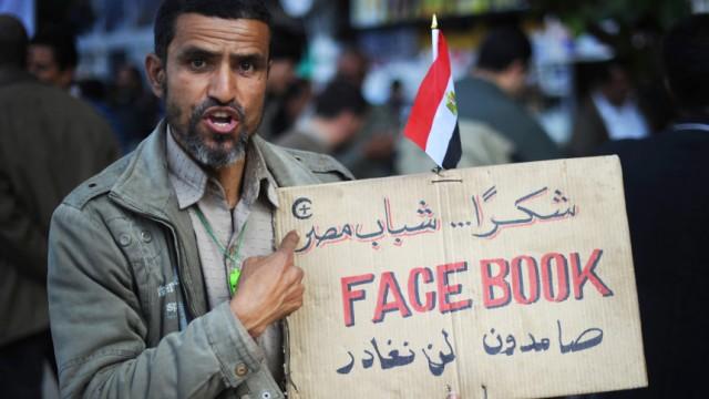 Demonstrationen in Kairo