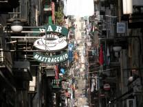 Altstadt von Neapel, 2005