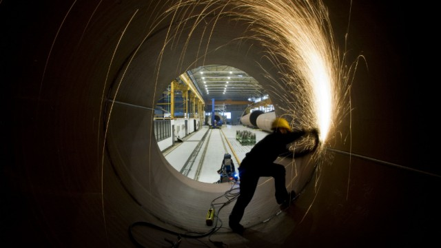 KGW produziert Windkrafttürme in Schwerin