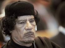 Jahresrückblick 2010 - Muammar al-Gaddafi