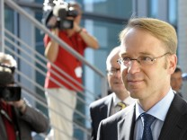Weidmann wird Bundesbank-Präsident