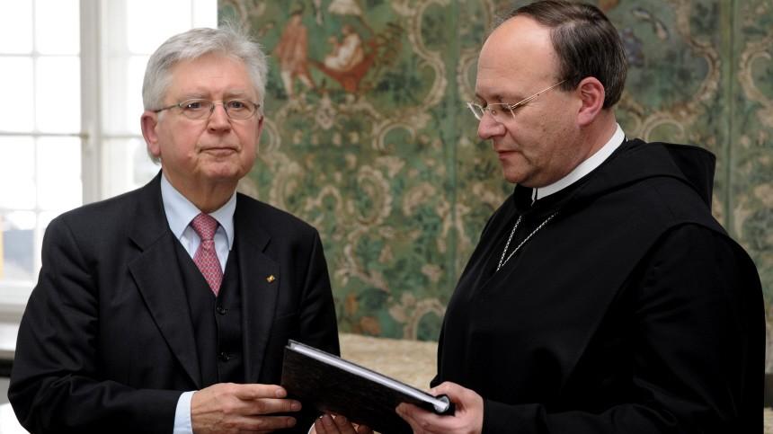 Vorstellung des ersten Berichts zu Missbrauchsfaellen in Kloster Ettal