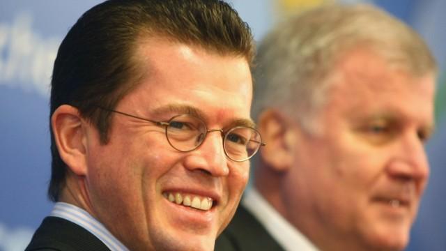 Horst Seehofer Introduces New German Economy Minister