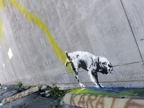 ENTERTAINMENT-US-FILM-BRITAIN-BANKSY