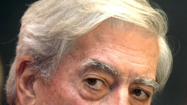 Mario Vargas Llosa wird 70