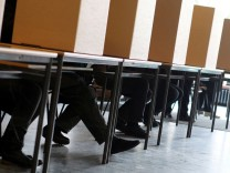 Bürgerschaftswahl - Stimmabgabe